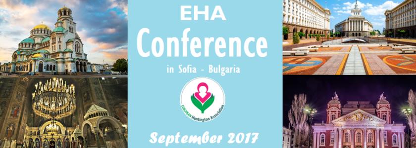 EuropeanHuntingtonAssociation EHA Conference2017