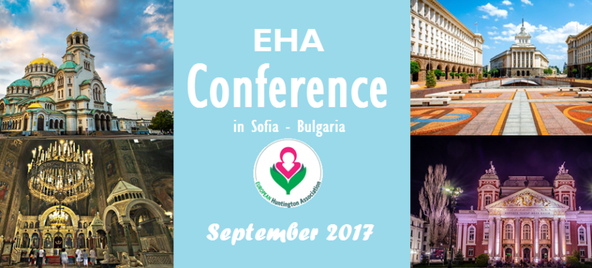 EuropeanHuntingtonAssociation EHA Conference2017
