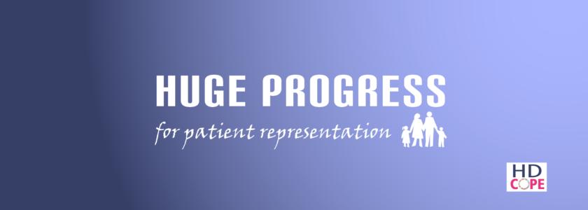 HD-COPE, Huntington's Disease, European Huntington Association