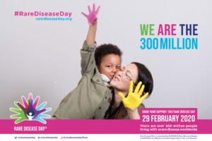 JOIN RARE DISEASE DAY 2020! @ Worldwide