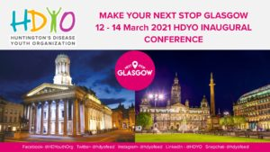 HDYO's International Young Adult Congress @ Strathclyde University Technology and Innovation Centre (TIC)
