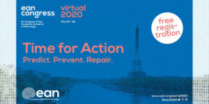 Watch the EAN Virtual Congress! FREE OF CHARGE