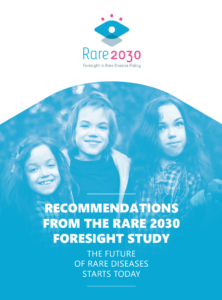 EURORDIS webinar: The Rare2030 Survey Findings
